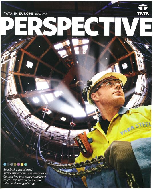 Perspective cover